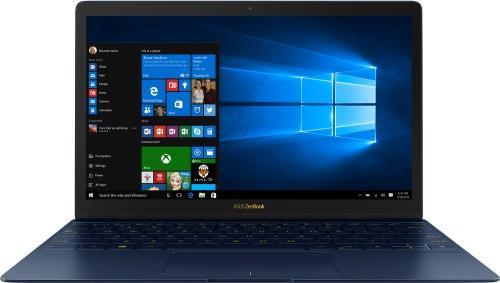 Ультрабук ASUS Zenbook 3 UX390UA-GS052R 12.5 1920x1080 Intel Core i5-7200U SSD 512 8Gb Intel HD Graphics 620 синий Windows 10 Professional 90NB0CZ1-M07640