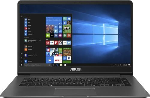 Ноутбук ASUS Zenbook UX530UQ-FY063R 15.6 1920x1080 Intel Core i5-7200U 512 Gb 8Gb nVidia GeForce GT 940MX 2048 Мб серый Windows 10 Professional 90NB0EG1-M00940 ноутбук asus zenbook ux530uq fy063r