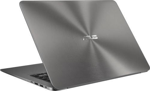 """Ноутбук ASUS Zenbook UX530UQ-FY063R 15.6"""" 1920x1080 Intel Core i5-7200U 512 Gb 8Gb nVidia GeForce GT 940MX 2048 Мб серый Windows 10 Professional 90NB0EG1-M00940"""