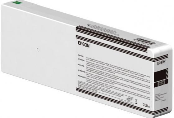 Картридж Epson C13T804700 для Epson CS-P6000 серый картридж epson t009402 для epson st photo 900 1270 1290 color 2 pack