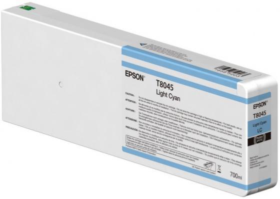 Картридж Epson C13T804500 для Epson CS-P6000 голубой картридж epson t009402 для epson st photo 900 1270 1290 color 2 pack