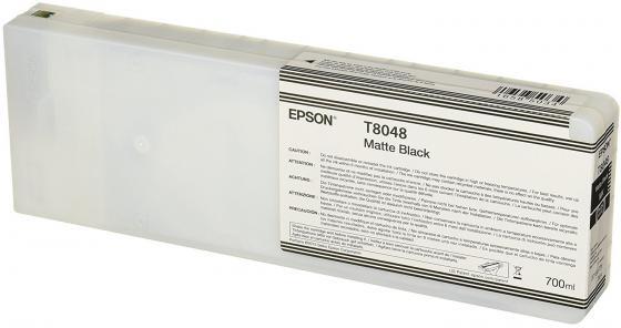 Картридж Epson C13T804800 для Epson CS-P6000 матовый черный картридж epson t009402 для epson st photo 900 1270 1290 color 2 pack