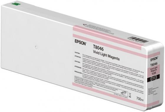 Картридж Epson C13T804600 для Epson CS-P6000 пурпурный картридж cactus cs ept1634 для epson wf 2010 2510 2520 2530 2540 2630 2650 2660 желтый