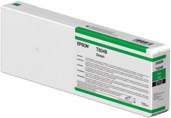 Картридж Epson C13T804B00 для Epson CS-P7000 зеленый картридж epson t009402 для epson st photo 900 1270 1290 color 2 pack