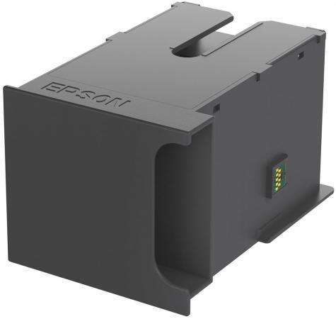 Емкость для сбора отработанного тонера Epson C13T671200 для WF-(R)8xxx фен elchim 3900 healthy ionic red 03073 07