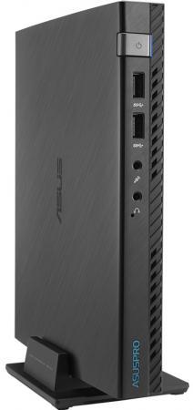Неттоп ASUS E510-B266A Intel Celeron-G1840T 4Gb 500Gb Intel HD Graphics Без ОС черный 90PX0081-M06980 ноутбук asus x553sa xx137t 15 6 intel celeron n3050 1 6ghz 2gb 500gb hdd 90nb0ac1 m04470