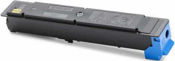 Картридж Kyocera TK-5215C для Kyocera TASKalfa 406ci голубой 15000стр chip for kyocera toner chips mita taskalfa 306ci chip