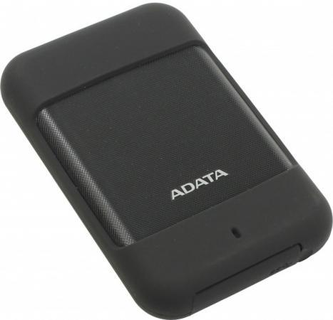 "Внешний жесткий диск 2.5"" USB3.0 2Tb Adata HD700 AHD700-2TU3-CBK черный внешний жесткий диск 2 5 quot usb3 0 2tb adata hd700 ahd700 2tu3 cbl синий"