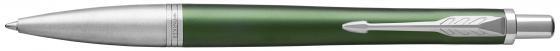 Шариковая ручка автоматическая Parker Urban Premium K311 Green CT синий M 1931619