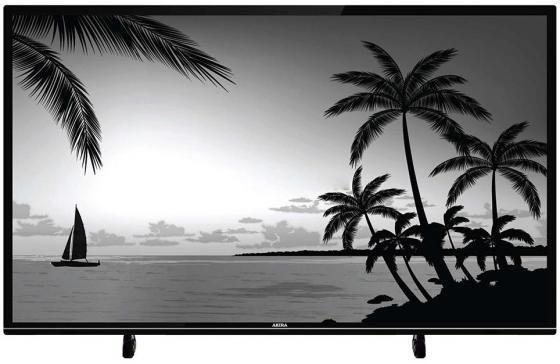 Телевизор 32 Akira 32LED02T2M черный 1366x768 50 Гц SCART USB