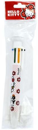 Шариковая ручка автоматическая Action! Hello Kitty разноцветный со штампиком скейтборд action 31 quot х8 quot pws 620