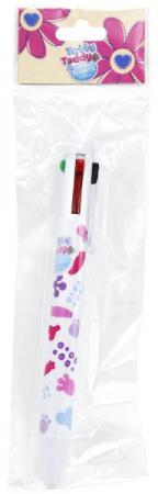Шариковая ручка автоматическая Action! Blue Nose Friends разноцветный шариковая ручка автоматическая action fancy разноцветный fbp201 10 8