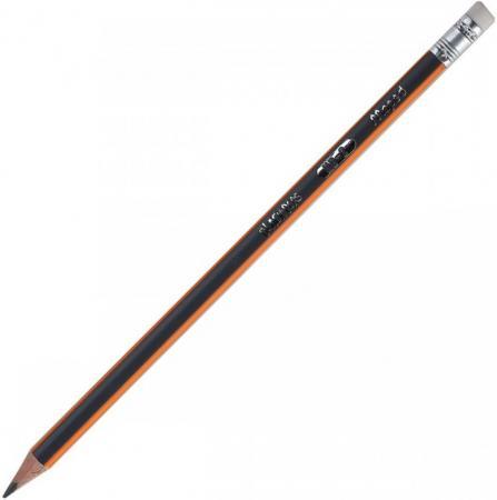 Карандаш графитовый Maped Black Peps 851721 карандаши цветные maped color peps 36 цветов
