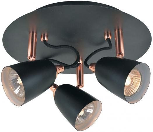 Спот Lussole Loft LSP-9853 lussole loft подвесной светильник lussole loft hisoka lsp 9837