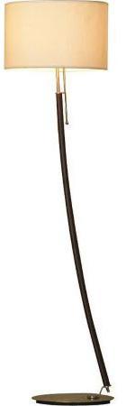 Торшер Lussole Silvi LSC-7105-01 зонт fare color style black red 7105 50