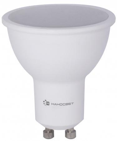 Купить Лампа светодиодная полусфера Наносвет LE-MR16A-D-8/GU10/840 L241 GU10 8W 4000K