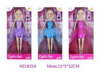 Кукла DEFA LUCY Дефа Люси - Первый бал ассортимент, 8354 кукла defa lucy доктор и ребенок 8348
