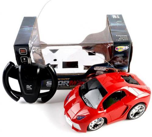 Машинка на радиоуправлении Shantou Gepai NY889-A красный от 3 лет пластик машинка shantou gepai на радиоуправлении uj99 42