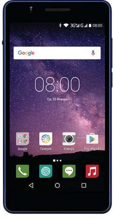 Смартфон Philips Xenium S386 синий 5 16 Гб Wi-Fi GPS 3G CTS386NY/00 радионяня philips scd580 00