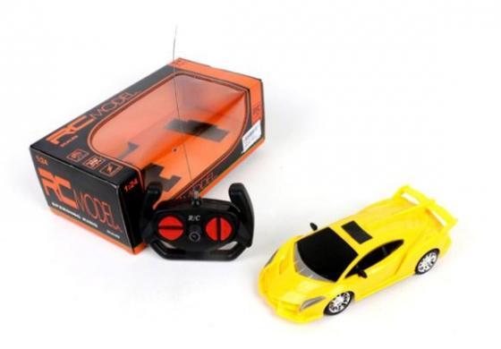 Машинка на радиоуправлении Shantou Gepai 6927715687149 цвет в ассортименте от 6 лет 7612 настольная игра shantou gepai аэрофутбол 5016