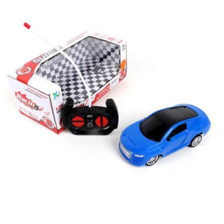 Машинка на радиоуправлении Shantou Gepai 6927715706482 синий от 3 лет пластик bluesea машинка на радиоуправлении racing car цвет синий