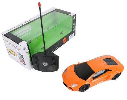 Машинка на радиоуправлении Shantou Gepai 822-36 оранжевый от 3 лет пластик машинка на радиоуправлении shantou gepai sumptuous оранжевый от 3 лет пластик