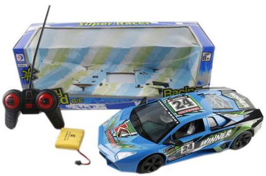 Машинка на радиоуправлении Shantou Gepai Winner разноцветный от 8 лет пластик машинка на радиоуправлении shantou gepai гонка пластик от 3 лет разноцветный