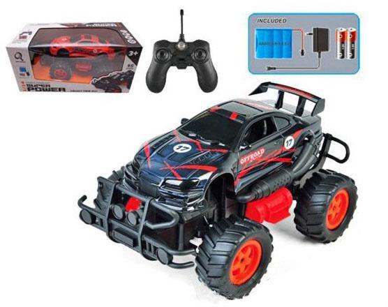 цена на Машинка на радиоуправлении Shantou Gepai OR661B цвет в ассортименте от 4 лет пластик в ассортименте