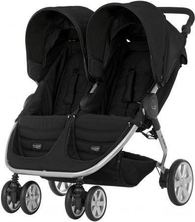 Прогулочная коляска для двоих детей Britax B-Agile Double (cosmos black) прогулочная коляска для двоих детей britax b agile double cosmos black