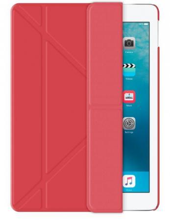 Чехол Deppa Wallet Onzo для iPad Pro 9.7 красный 88002 чехол deppa wallet onzo для ipad mini 4 чёрный