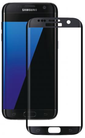 Защитное стекло Deppa 3D для Samsung Galaxy S7 edge 0.3 мм черный аксессуар защитное стекло samsung g925f galaxy s6 edge caseguru 3d 0 33mm white