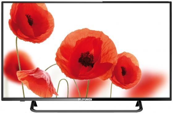 """Телевизор LED 43"""" Telefunken TF-LED43S59T2 черный 1920x1080 50 Гц VGA S/PDIF"""