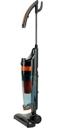 лучшая цена Пылесос KITFORT KT-525-1 сухая уборка оранжевый чёрный