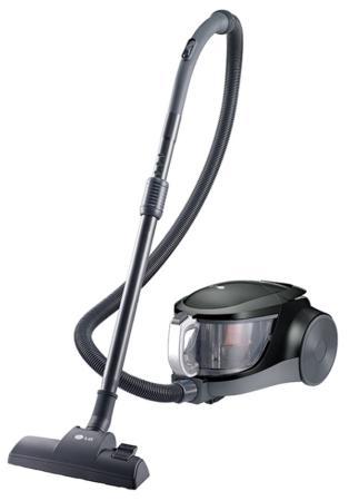 Пылесос LG VK76A02NTL сухая уборка чёрный