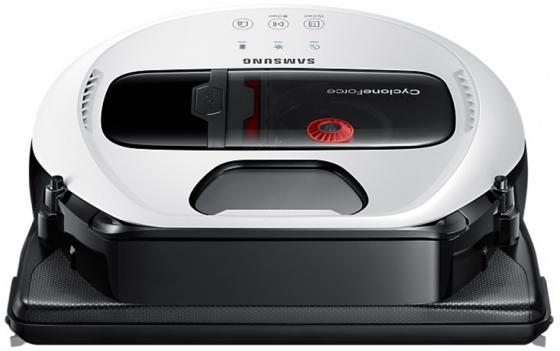 Робот-пылесос Samsung VR10M7010UW сухая уборка белый чёрный пылесос samsung sc 20 f 30 wnf