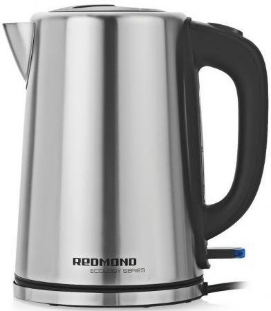 Чайник Redmond RK-M1441 2150 Вт серебристый 1.7 л металл чайник redmond rk m1441