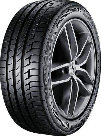 Шина Continental PremiumContact 6 FR 235/45 R17 94Y зимняя шина continental contivikingcontact 6 215 55 r16 97t