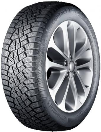 Шина Continental IceContact 2 SUV FR SSR KD 255/55 R18 109T