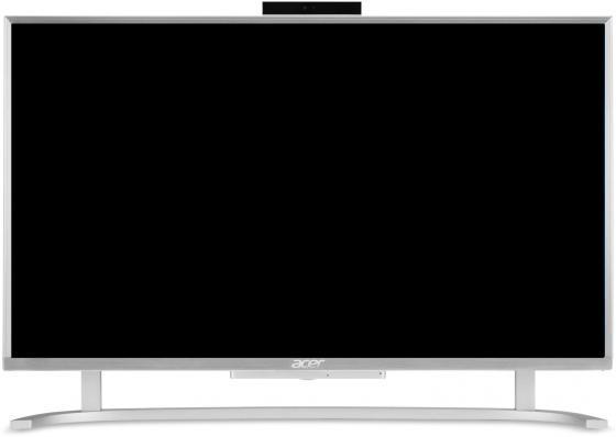 Моноблок 21.5 Acer Aspire C22-760 1920 x 1080 Intel Core i3-7100U 4Gb 500Gb Intel HD Graphics 620 Windows 10 серебристый DQ.B8WER.005 peppa pig игровой набор спортивная машина peppa pig