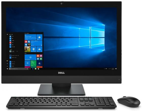 Моноблок 23.8 DELL Optiplex 7450 3840 x 2160 Touch screen Intel Core i7-7700 16Gb 512 Gb — 2048 Мб Windows 10 Professional черный 7450-3525