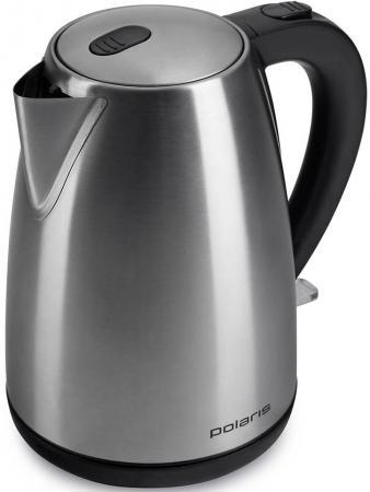Чайник Polaris PWK 1707CA 2200 Вт серебристый 1.7 л нержавеющая сталь цена