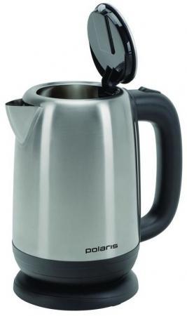 Чайник Polaris PWK 1793CA 2200 Вт серебристый 1.7 л нержавеющая сталь чайник polaris pwk 1749ca 2200 вт бордовый 1 7 л нержавеющая сталь