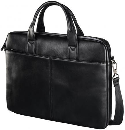 Сумка для ноутбука 15.6 HAMA Santorin полиуретан черный 00101561