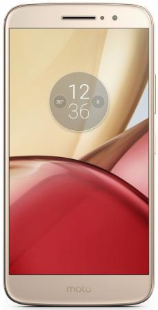 Смартфон Motorola Moto M золотистый 5.5 32 Гб LTE Wi-Fi GPS 3G XT1663  PA5D0072RU смартфон asus zenfone zf3 laser zc551kl золотистый 5 5 32 гб wi fi lte gps 3g 90az01b2 m00050