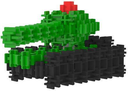 Конструктор FANCLASTIC Средний танк F1036 15 элементов конструктор fanclastic f1006 зоозаврика