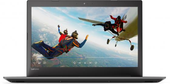 Ноутбук Lenovo IdeaPad 320-17AST 17.3 1600x900 AMD A4-9120 1 Tb 4Gb Radeon R3 серый Windows 10 80XW0001RK lenovo lenovo ideapad b5045 amd a4 1 8ггц 4gb 500gb windows 10