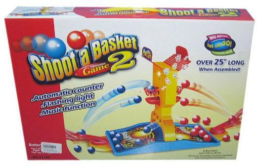 Настольная игра баскетбол Shantou Gepai 21788 настольная игра shantou gepai аэрофутбол 5016