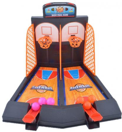 Настольная игра баскетбол Shantou Gepai 63788 спортивный инвентарь shantou gepai игра с липучкой