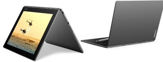 Планшет Lenovo Yoga Book YB1-X90F 10.1 64Gb Grey Wi-Fi Bluetooth Android ZA0V0062RU lenovo pink 64gb