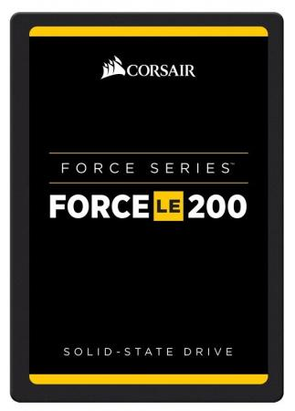 Твердотельный накопитель SSD 2.5 240GB Corsair Force Read 560Mb/s Write 530Mb/s SATAIII CSSD-F240GBLE200B